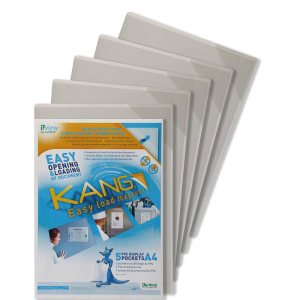 Tarifold Sichthülle Kang easy load A4 5St