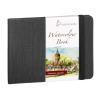 Hahnemühle Watercolour Book - 200 g/m² - A5 - Landschaftsformat - 30 Blatt / 60 Seiten