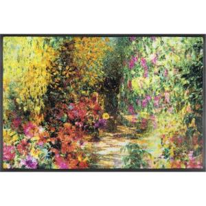 wash+dry Schmutzfangmatte Primavera - 50 x 75 cm