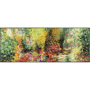 wash+dry Schmutzfangmatte Primavera - 75 x 190 cm