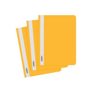 herlitz Schnellhefter - DIN A5 - PP - gelb