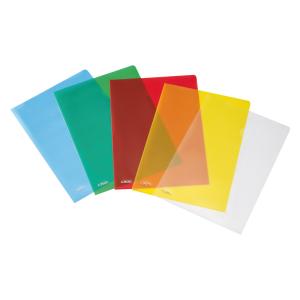 herlitz Aktenhülle - DIN A4 - Pyramide PP - farbig...