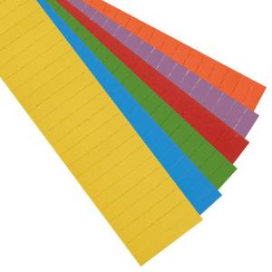 Magnetoplan Ferrocard Etiketten sortiert