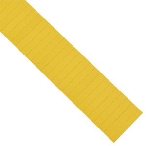 Magnetoplan Ferrocard Etiketten gelb