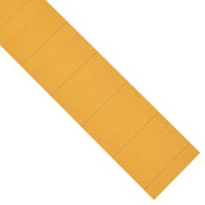 Magnetoplan Einsteckkarten orange