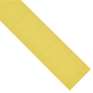 Magnetoplan Einsteckkarten gelb