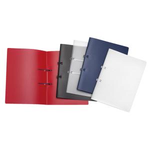 VELOFLEX Strip-Binder - DIN A4 - PP -  weiß