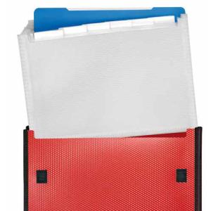 VELOFLEX Heftbox VELOBAG kompakt - DIN A4 - PP - max. 55...