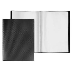 VELOFLEX Sichtbuch - DIN A3 - PP - 30 Hüllen - schwarz