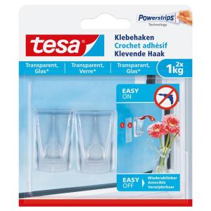 tesa Klebehaken für Tapeten und Putz - Tragkraft bis...