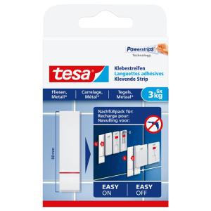 tesa Klebestreifen für Fliesen und Metall -...