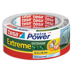 tesa extra Power Extreme Outdoor - 20 m x 48 mm -...