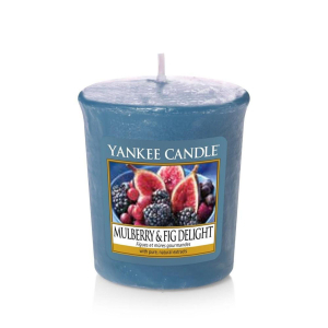 Yankee Candle Classic Votive Mulberry & Fig Delight 49g