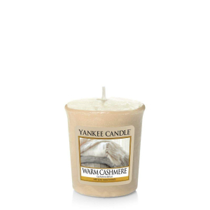 Yankee Candle Classic Votive Warm Cashmere 49g