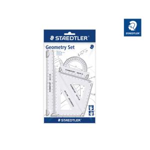 STAEDTLER 569 PB Geometrieset - 4 Teile