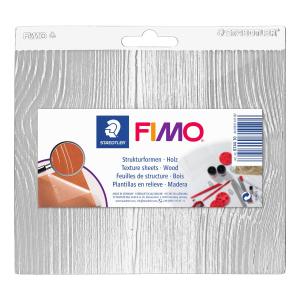 STAEDTLER FIMO 8744 Strukturform - Holz