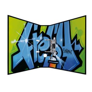 Herma 7154 Motivordner - DIN A4 - Karton - Graffiti -...
