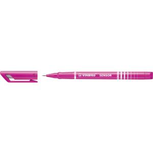 STABILO SENSOR Fineliner - 0,3 mm - pink