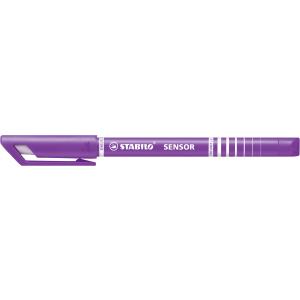 STABILO SENSOR Fineliner - 0,3 mm - lila