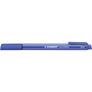 STABILO pointMax Filzstift - 0,8 mm - ultramarinblau