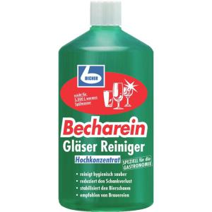Dr.Becher Becharein Gläser Reiniger flüssig 1l