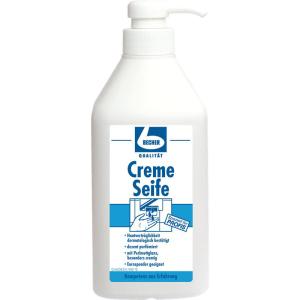 Dr.Becher Creme Seife - Pumpflasche - 500ml