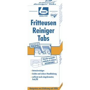 Dr.Becher Fritteusen Reiniger Tabs 10 Stück