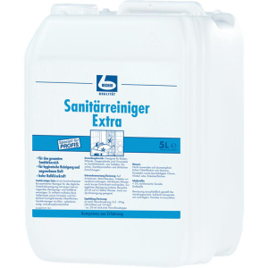 Dr.Becher Sanitärreiniger Extra 5l