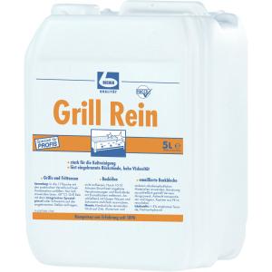 Dr.Becher Grill Rein 5l