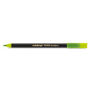 edding 1340 brush pen Pinselmaler - hellgrün
