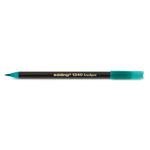 edding 1340 brush pen Pinselmaler - türkis