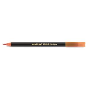 edding 1340 brush pen Pinselmaler - apricot nude