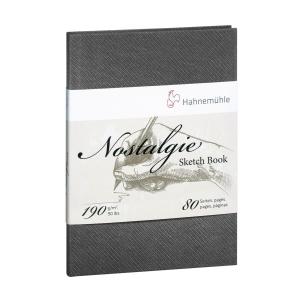 Hahnemühle Nostalgie Skizzenbuch - 190 g/m² -...