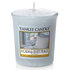 Yankee Candle Classic Votive A Calm & Quiet Place 49g