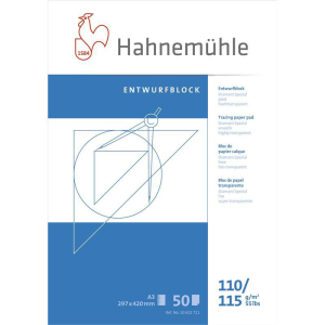 Hahnemühle Entwurfblock Diamant Spezial - 80-85...