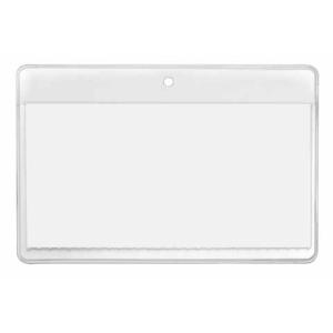 VELOFLEX VELOCARD Namensschild - 90 x 54 mm - PVC - ohne...