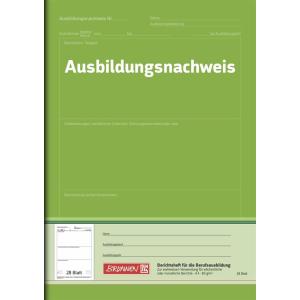 Brunnen Berichtsheft Ausbildungsnachweis - DIN A4
