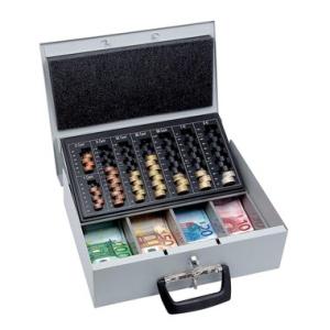 Wedo Geldkassette Universal mit Zylinderschloss
