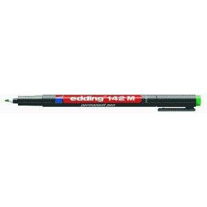 edding 142 M permanent pen Folienschreiber - 1 mm -...