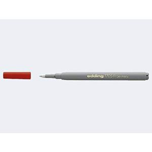 edding 1705 R Tintenrollermine - 0,5 mm - rot - für...