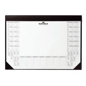 Durable Kalender-Schreibunterlage, Kalenderblock
