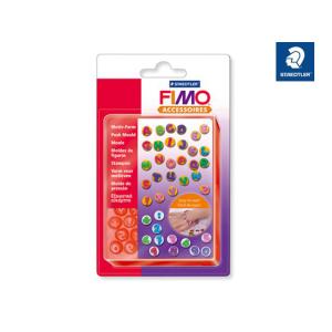 STAEDTLER FIMO 8725 Motiv-Form - ABC/123
