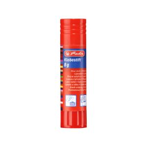 herlitz Klebestift - 8 g - lösungsmittelfrei - farblos