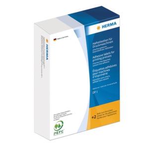 Herma 2900 Haftetiketten für Druckmaschinen DP1 - 20...