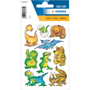 Herma 3431 DECOR Sticker - Dinos - 27 Sticker