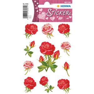Herma 3581 DECOR Sticker - Rosen - 33 Sticker