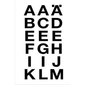 Herma 4135 VARIO Buchstaben - Ø 20 mm - A bis Z -...
