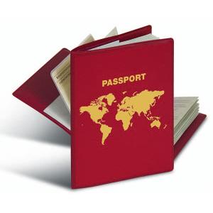 Herma 5549 RFID Schutzhülle für Reisepass -...