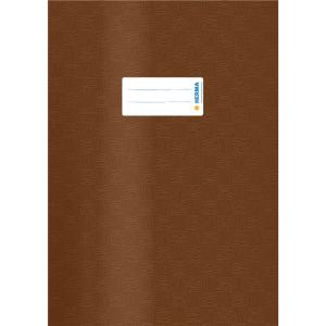 Herma 7447 Heftschoner - DIN A4 - gedeckt - braun