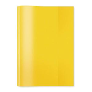 Herma 7481 Heftschoner - DIN A5 - transparent - gelb